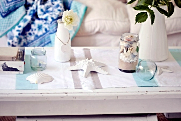 Maritime decoration ideas - bring summer and sunshine into the house!