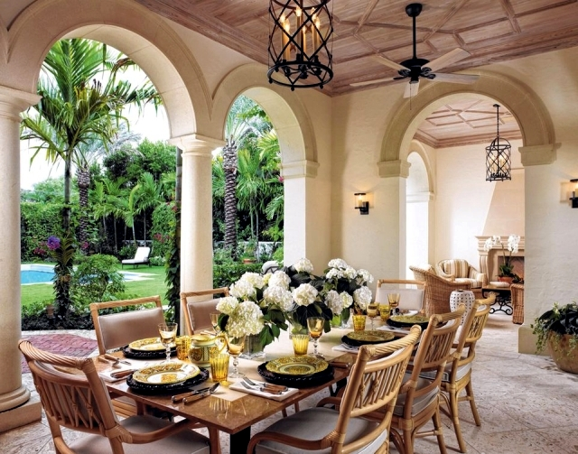 Mediterranean decor decoration ideas with southern flair for Easy mediterranean home decor ideas