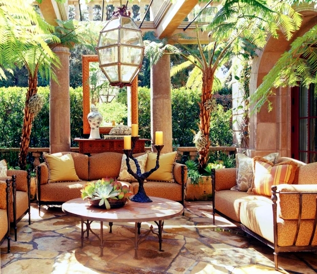 Mediterranean decor - decoration ideas with southern flair
