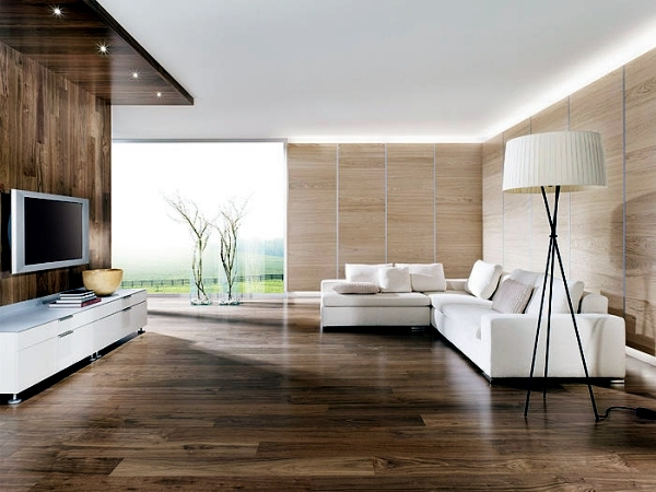 Minimalism In The Living Room   Symbolic Of Modern Setting