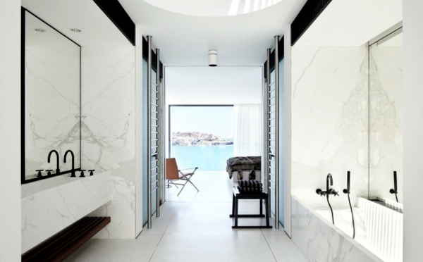 Minimalist Seaside House in Australia Designed by Katon Redgen Mathieson