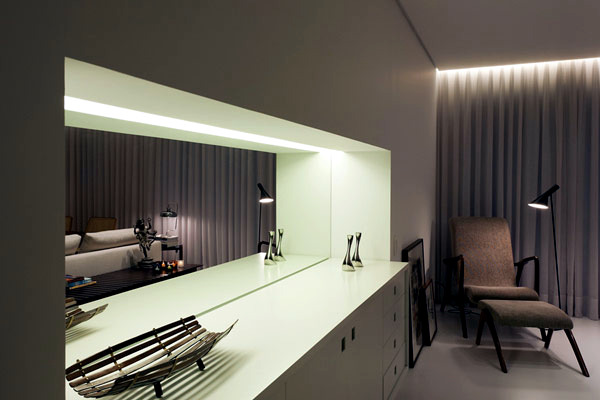 Deco modern apartment