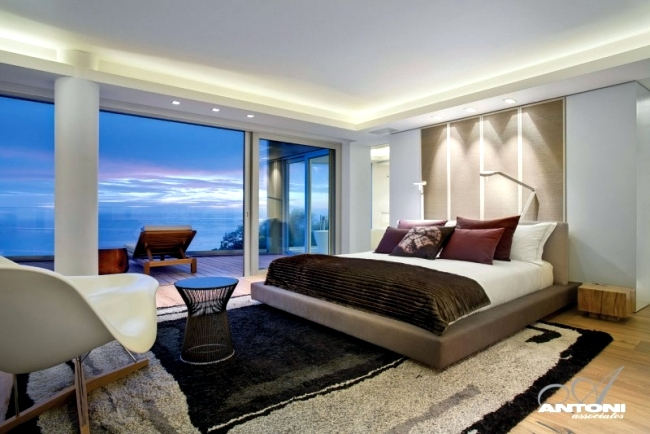 Modern Apartment Design eclectic decorating style in Cape Town