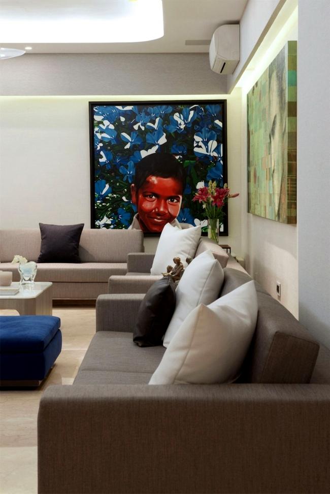 Apartment Interior Design Photos India modern apartment interior design ideas glamorous impressed with