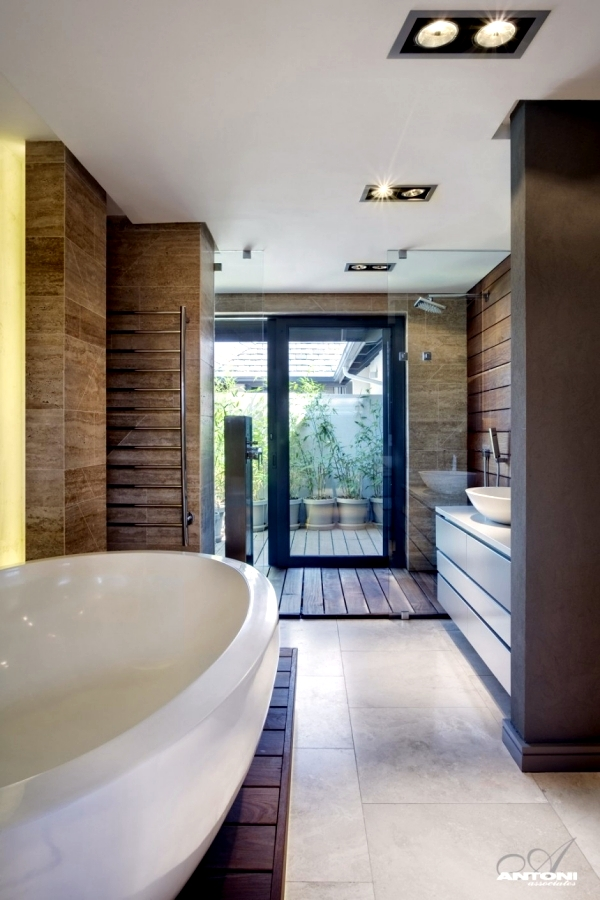 Bathroom Designs Cape Town modern designer apartment in cape town with eco-friendly interior
