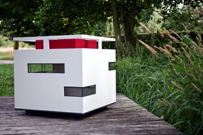 Modern Dog House - Minimalist Kingdom for the dog
