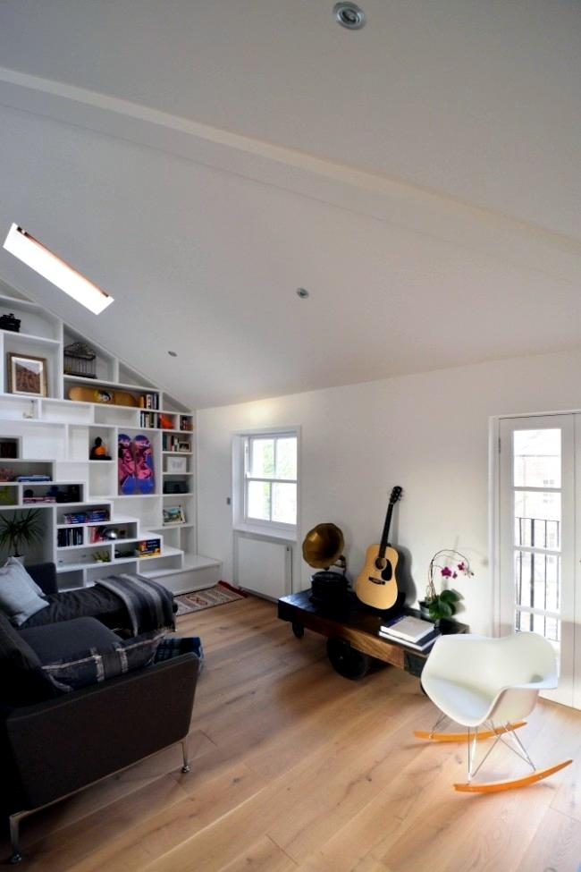Modern flat in Camden with a minimalist interior | Interior Design ...