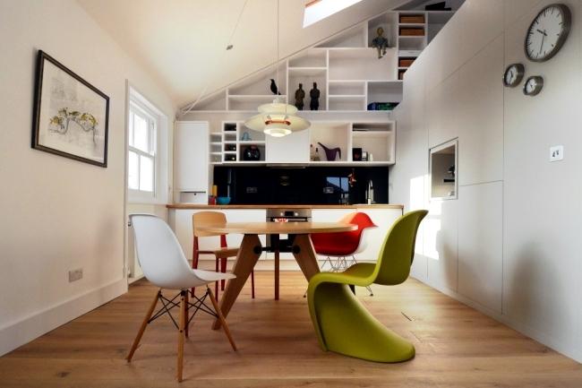 Modern flat in Camden with a minimalist interior