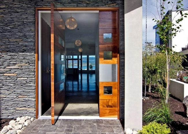 Modern Front Door Multi Functional Home Design Input