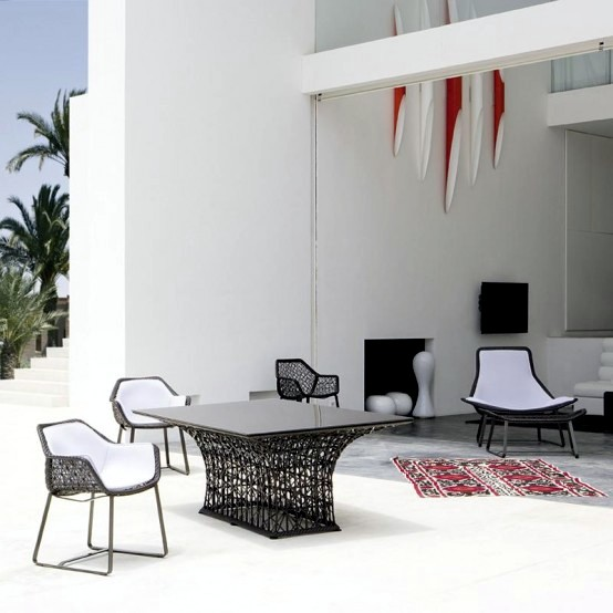 Modern Garden Furniture Aluminium by Kettal