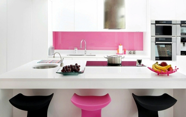 Modern Gl Kitchen Splash Back Wall Designs Offer Protection In The