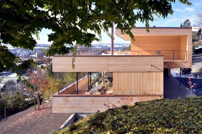 modern architecture Switzerland