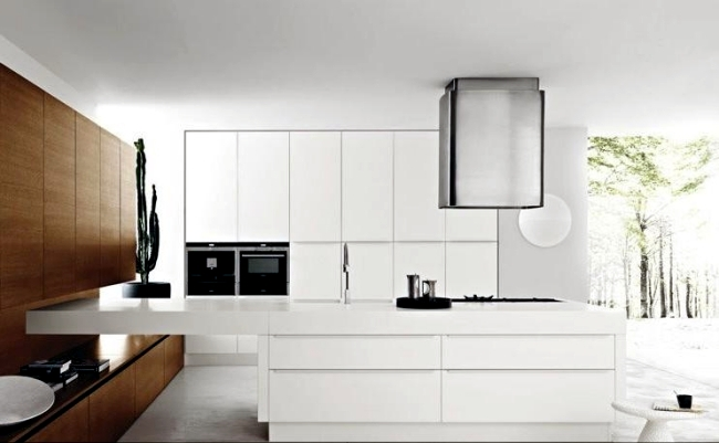 Modern kitchen by Cesar combines perfection and innovative