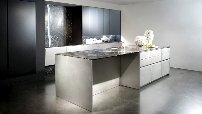 Modern Kitchen Designs By Eggersmann In Minimalist Style Interior