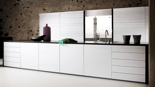 Modern High Quality Kitchen Designs And Individual Production