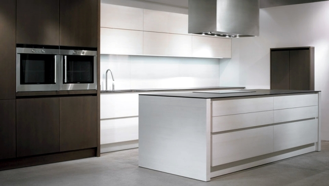 Modern Kitchen Designs by Eggersmann in minimalist style