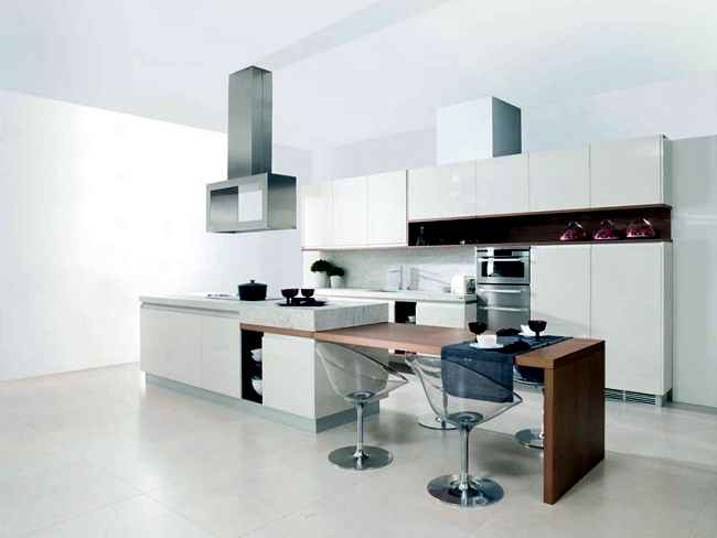 Modern Kitchen Furniture By Gamadeco High Quality From Spain Interesting Modern Kitchen Furniture Pictures