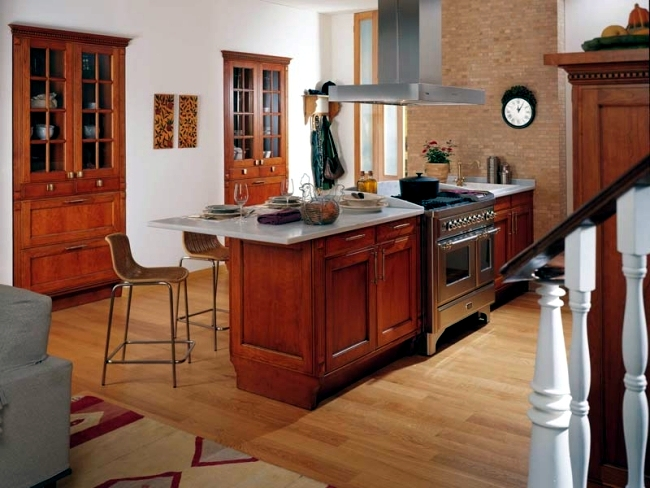 Modern Kitchen Furniture By Gamadeco