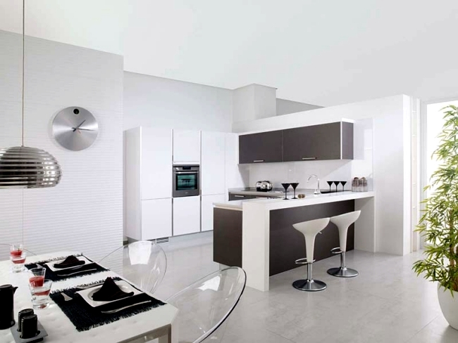 Modern kitchen furniture by Gamadeco - High Quality from Spain
