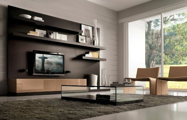 Modern living room furniture from TUMIDEI for an elegant interior