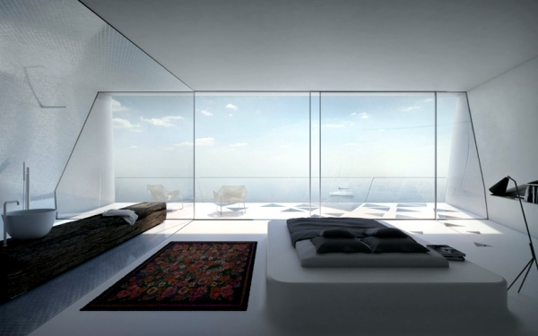 Modern luxury villa in Rhodes - minimalism with a sea view!