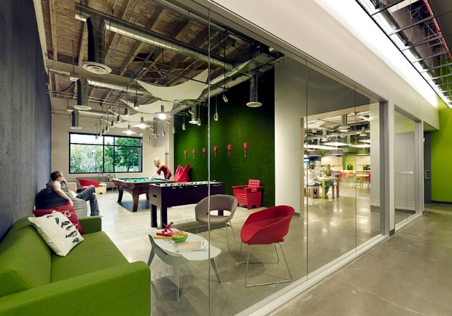 Creative Office Designs modern office design of the skype headquarters in palo alto