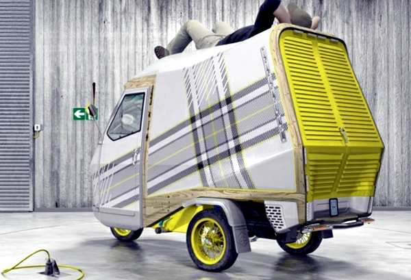 Modern RV Travel By Tricycle Through The World