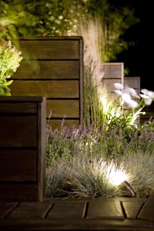 Modern solar garden lighting energy-saving and effective