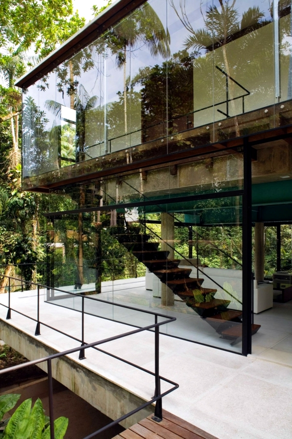 Modern Summer House In The Brazilian Forest Interior Design Ideas Ofdesign