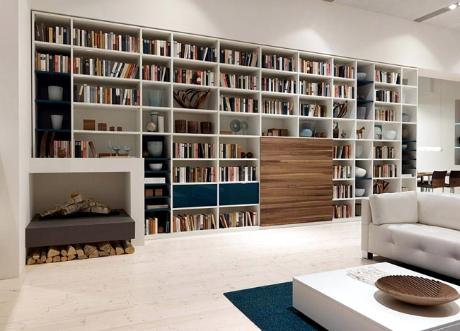 Modern wall by Gruber + Schlager - Infinitely varied designs