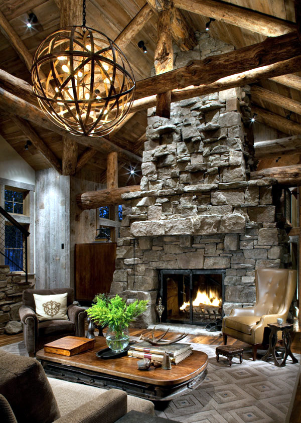 Interior cabin design