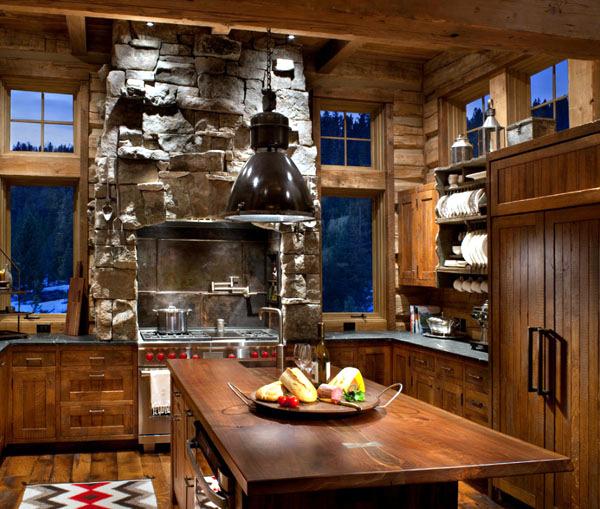 Photo inside cabin