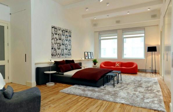 New York loft Thierry Mugler