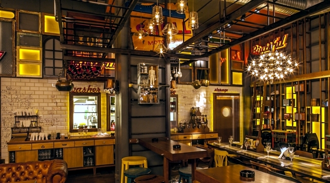 bar room rustic basement mountain style wine cellar designs bar