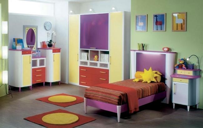 Nursery establishment of Forni Mobili shows class and elegance