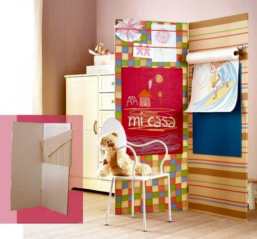 Of decoration for the nursery itself - 20 creative ideas