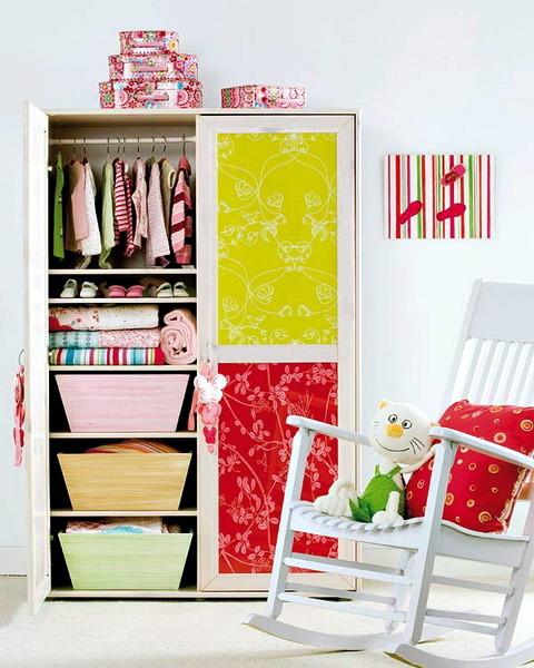Of decoration for the nursery itself - 20 creative ideas