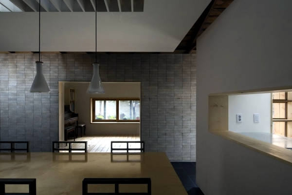 Old house remodel - an amazing project of Moohoi Architecture