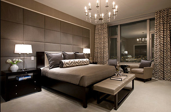 Original bedroom furniture and decoration ideas for him and for her