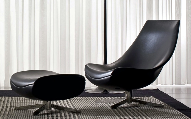Marvelous Oyster   Lounge Chairs In A Contemporary Style By Italy Dream Design