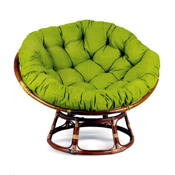 Papasan chair - easy chair from the 50s is the new summer trend