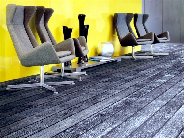 Parquet flooring brings modern living style and warmth into your home