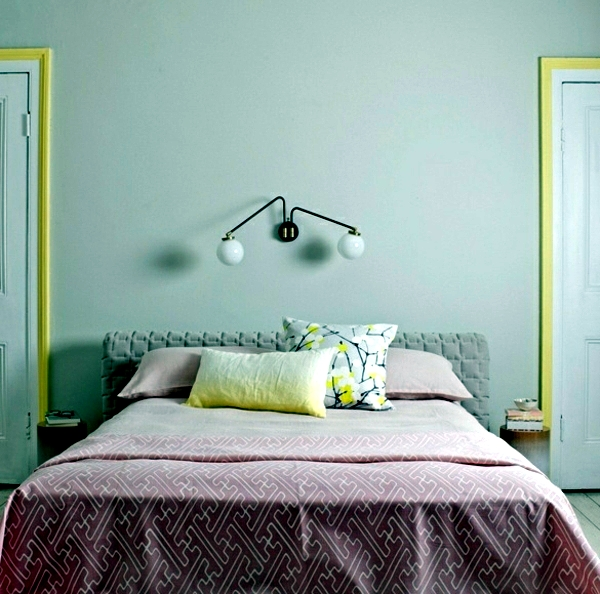 light blue bedroom color scheme