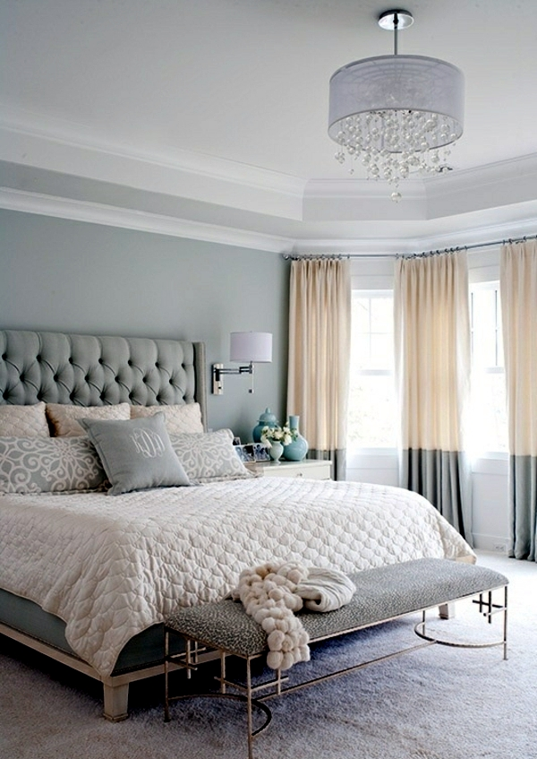 Pastel bedroom colors – 20 ideas for color schemes | Interior Design ...