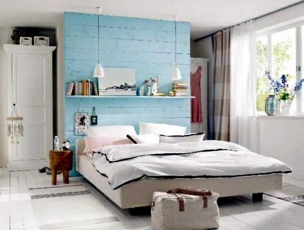 Pastel bedroom colors – 20 ideas for color schemes ...