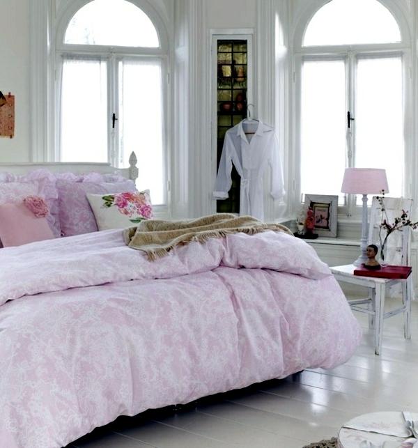 Pastel bedroom colors - 20 ideas for color schemes
