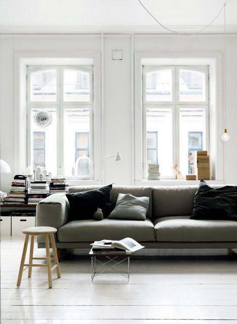Pastel kitchen bright apartment
