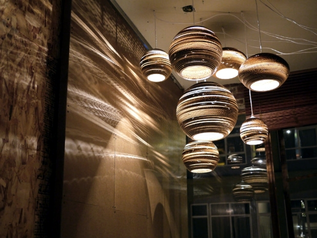 Pendant luminaire design with environmentally friendly concept pendant lights aloadofball Gallery