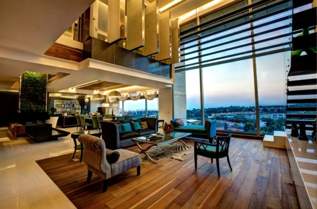 penthouse furniture. TB-1602 Is A Modern Residential Building In The Middle Of Mexico City, Where Families Can Enjoy Life Luxury.\u0027s Penthouse That We Present Furnished Furniture ,