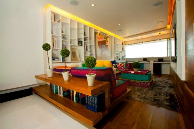 Penthouse apartment with modern furniture - Life of Luxury